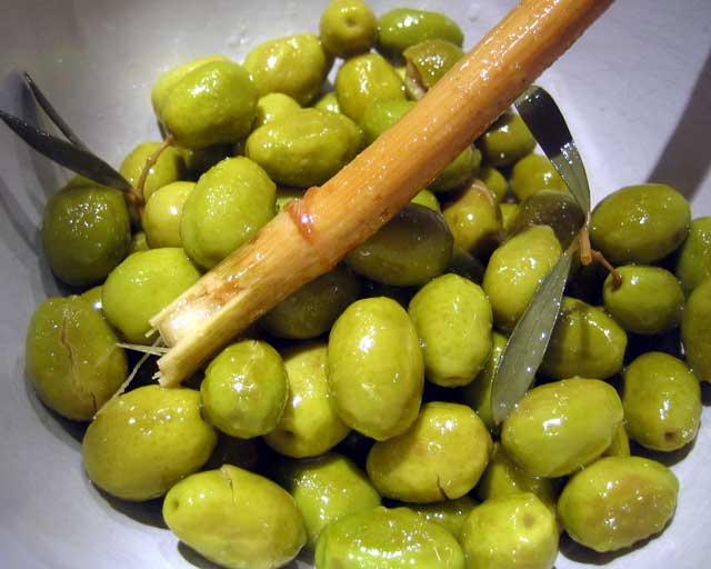 cassees des baux olives