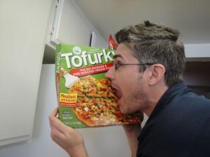 Tofurky Italian Sausage & Fire Roasted Veggie Pizza