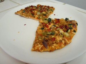 Tofurky Frozen Vegan Pizza