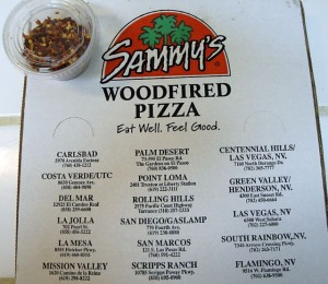 Sammy's Woodfired Pizza