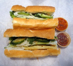 Vegan Banh Mi Chay Vietnamese Banh Mi San Marcos