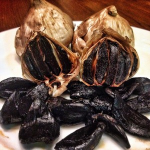 Black Garlic in San Diego